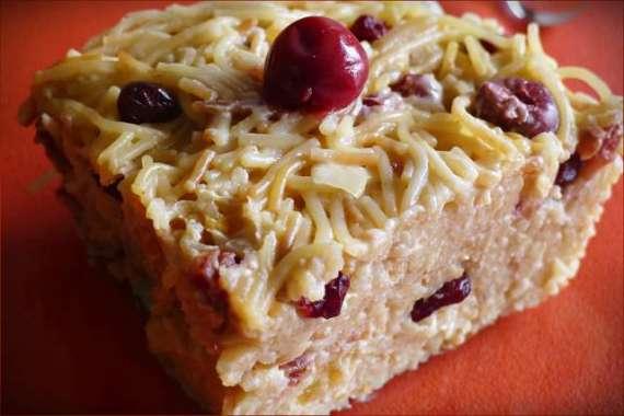 Sawaion Ka Colorful Cake Recipe In Urdu