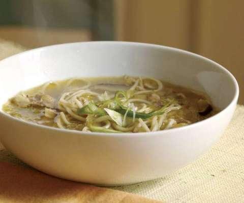 Chicken Ginger Soup Recipe In Urdu