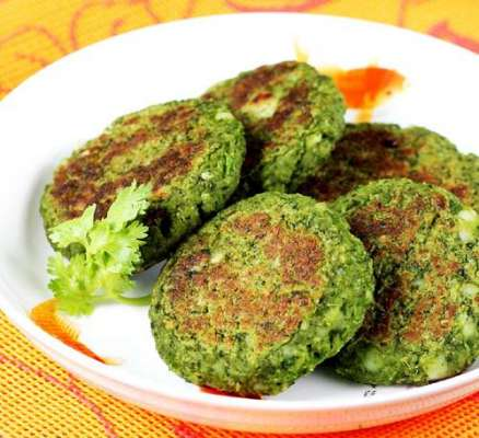 Green Kabab Recipe In Urdu
