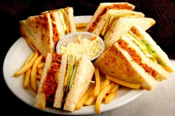 Club Sandwiches Recipe In Urdu