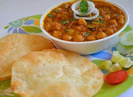 Masala Bhatura Recipe In Urdu