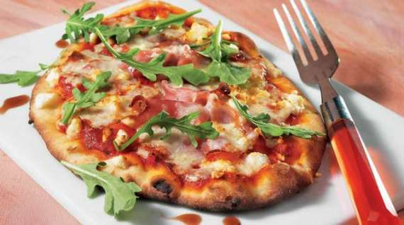 Naan Pizza Recipe In Urdu