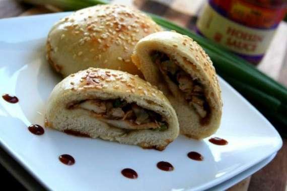 Fried Chicken Buns Recipe In Urdu
