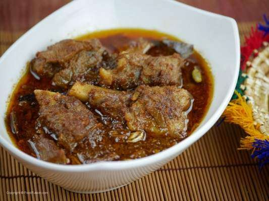 Mutton Shahi Korma Recipe In Urdu