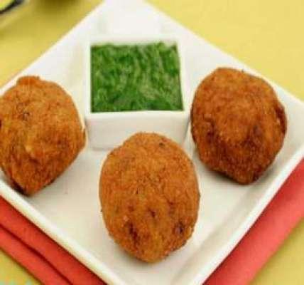 Makai Galouti Kebab  Recipe In Urdu