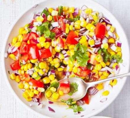 American Corn Salad Recipe In Urdu