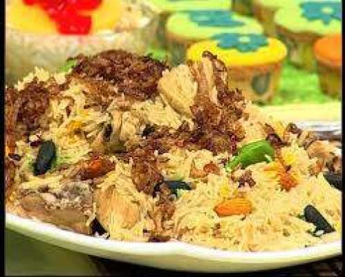 Pulao Navratan  Recipe In Urdu