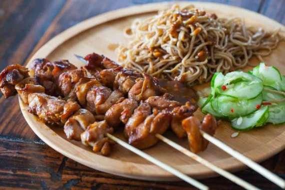 Chicken Satay Recipe In Urdu
