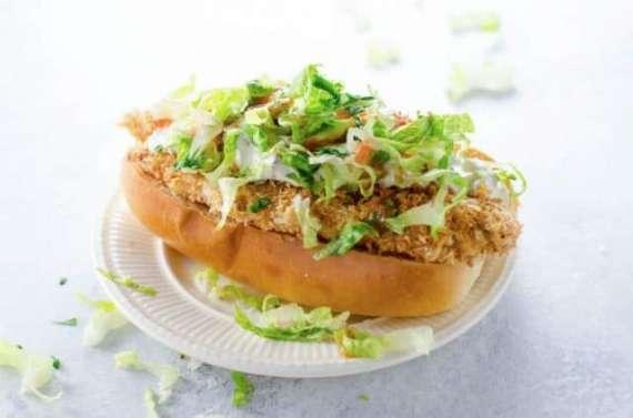Grilled Fish Sandwiches Recipe In Urdu