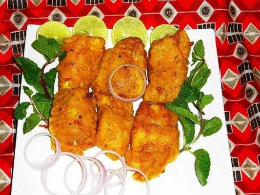 Amritsar Machli Recipe In Urdu