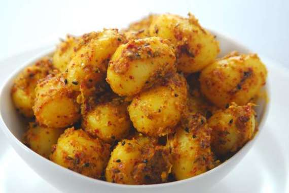 Khattay Aloo Recipe In Urdu