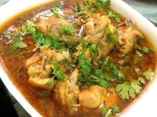 Murgh Leg Shorba Recipe In Urdu