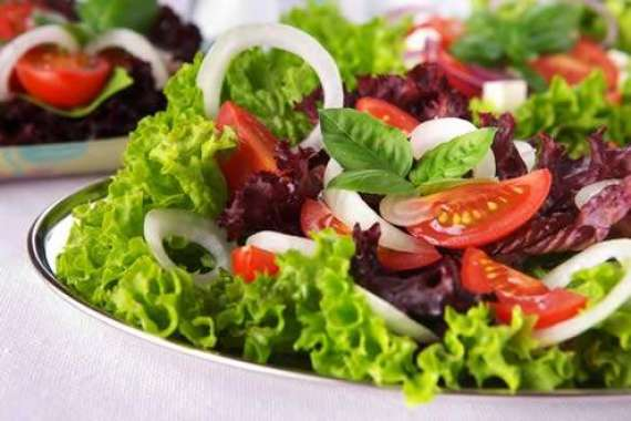 Fresh Vegetable Salad Recipe In Urdu