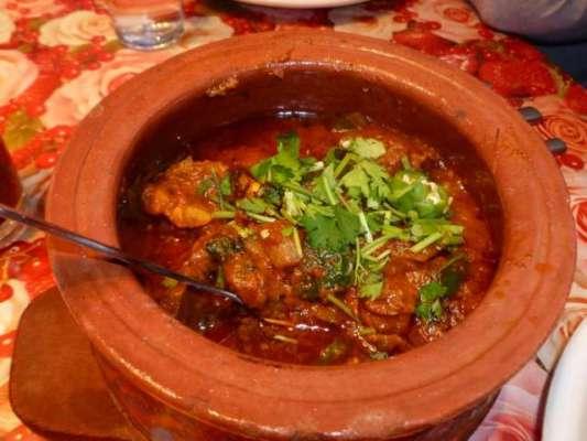 Bar BQ Handi Recipe In Urdu