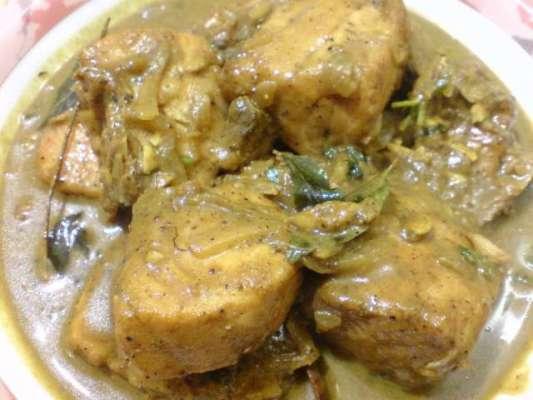 Machhli Ki Nihari Recipe In Urdu