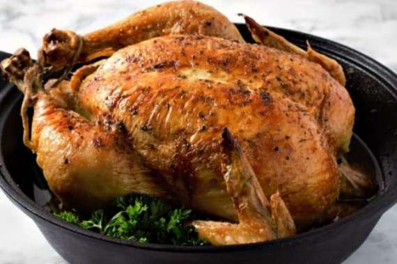 American Chicken Roast Recipe In Urdu