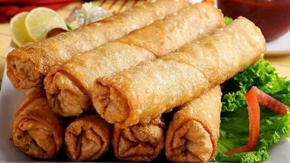 Chicken Cheez Roll Recipe In Urdu