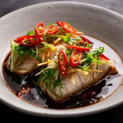 Singapore Fish With Ginger Sauce Recipe In Urdu