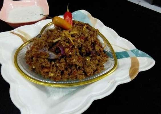Bihari Qeema Recipe In Urdu