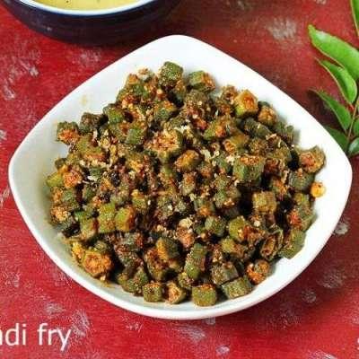 Masala Bhindi Recipe In Urdu