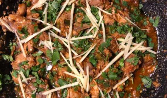 Peshawari Karahi Recipe In Urdu