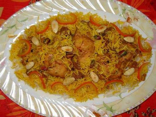 Mughlai Pulao Recipe In Urdu