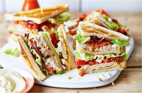 Queen Of Club Sandwich Recipe In Urdu