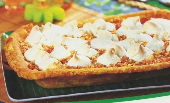 Peanut Cream Pie Recipe In Urdu