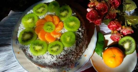 Kiwi Cake Recipe In Urdu