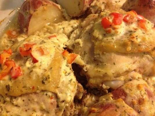 Yougurt Chicken Recipe In Urdu