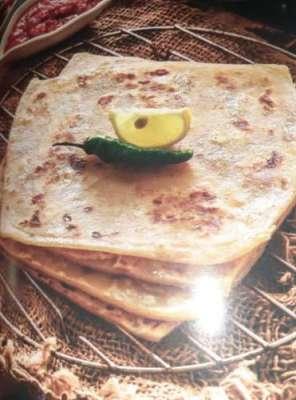 Bread Parathey Recipe In Urdu