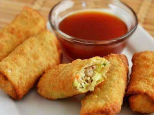 Chicken Cheez Roll Recipe In Urdu