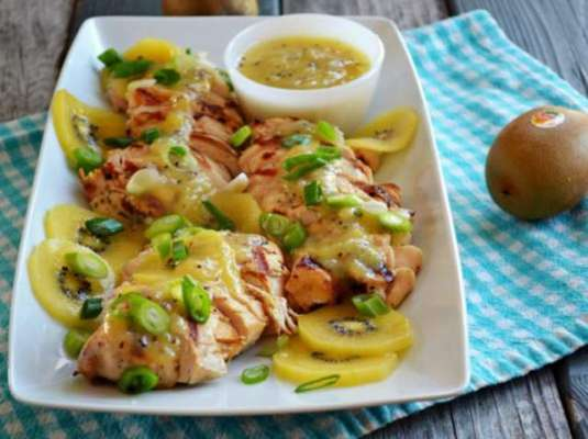 Kiwi Chicken Recipe In Urdu