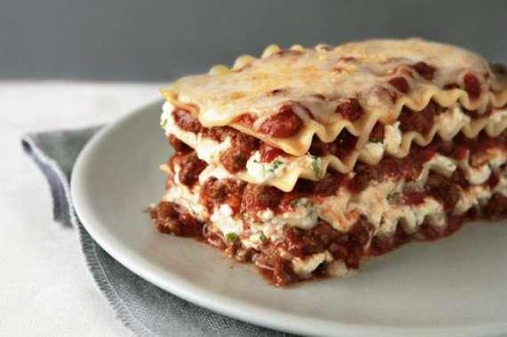 Lasagna Recipe In Urdu