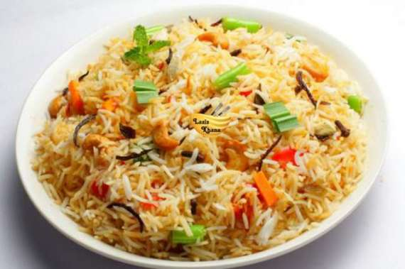 Chatni Sabzi Pulao Recipe In Urdu