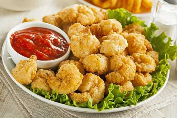 Popcorn Shrimp Recipe In Urdu