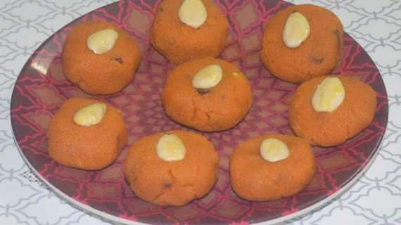 Gajroo K Biscuit Recipe In Urdu