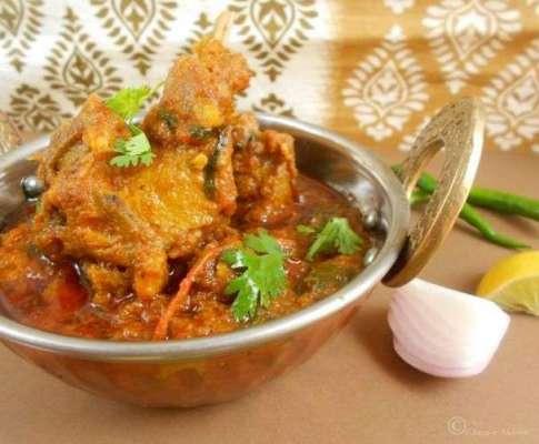 Kharray Masally  Ka Bhunna Shuwa Gosht Recipe In Urdu