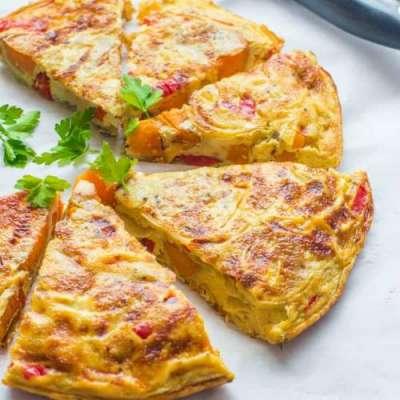 Spanish Omelette Recipe In Urdu