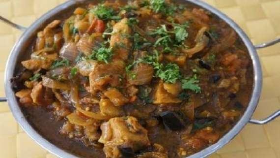 Chicken Baingan Recipe In Urdu