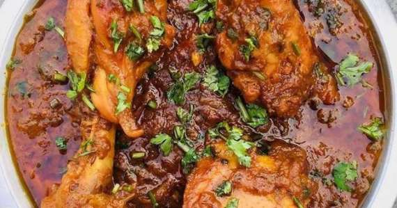 Stir Fry Khara Masala Chicken Recipe In Urdu
