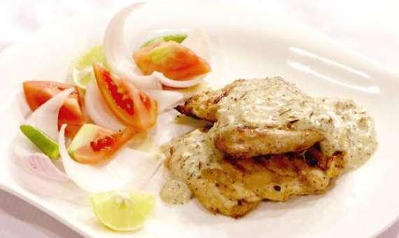 Tarragon Chicken Steak Recipe In Urdu