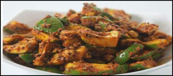 Quick Mango Achar Recipe In Urdu