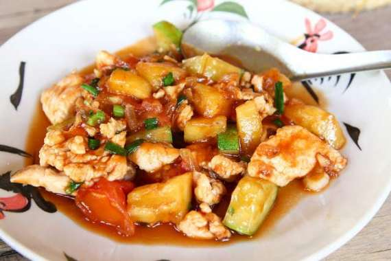 Thai Sweet And Sour Fish Recipe In Urdu