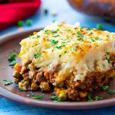 Shepherd's Pie Recipe In Urdu