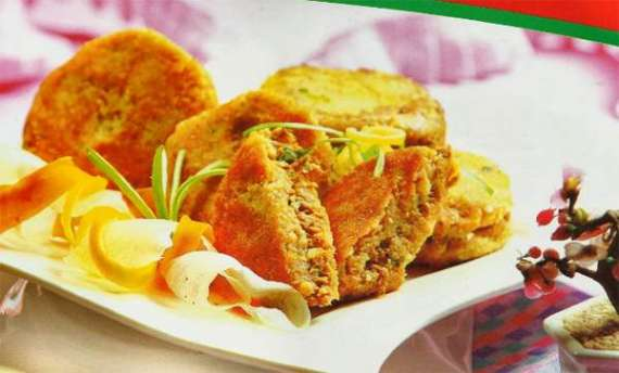 Madrasi Chawal Kebab Recipe In Urdu
