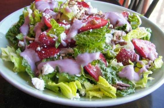 Salad With Yogurt Recipe In Urdu