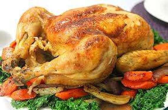 Whole Chicken BBQ Recipe In Urdu