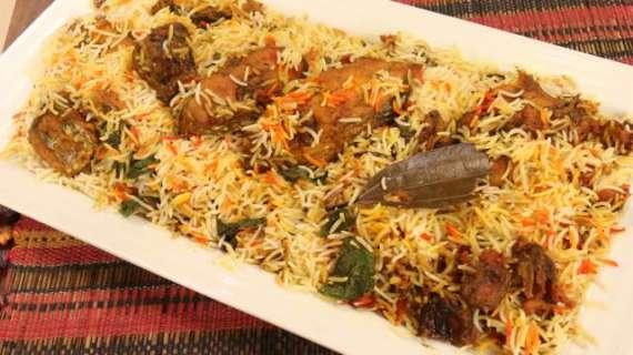 Machhli Ki Biryani Recipe In Urdu