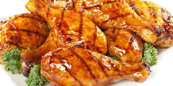 Full Chicken Barbecue Recipe In Urdu